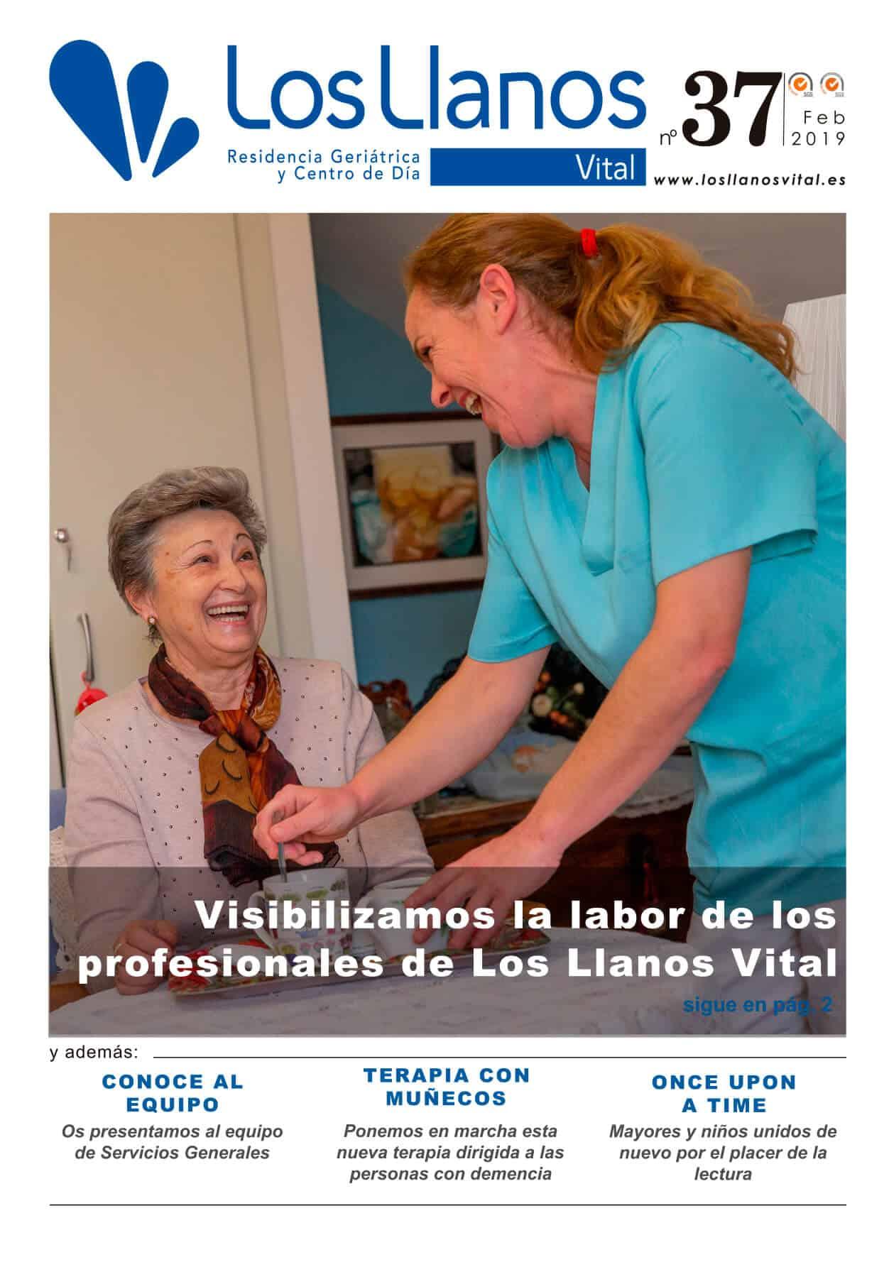 REvista Los Llanos