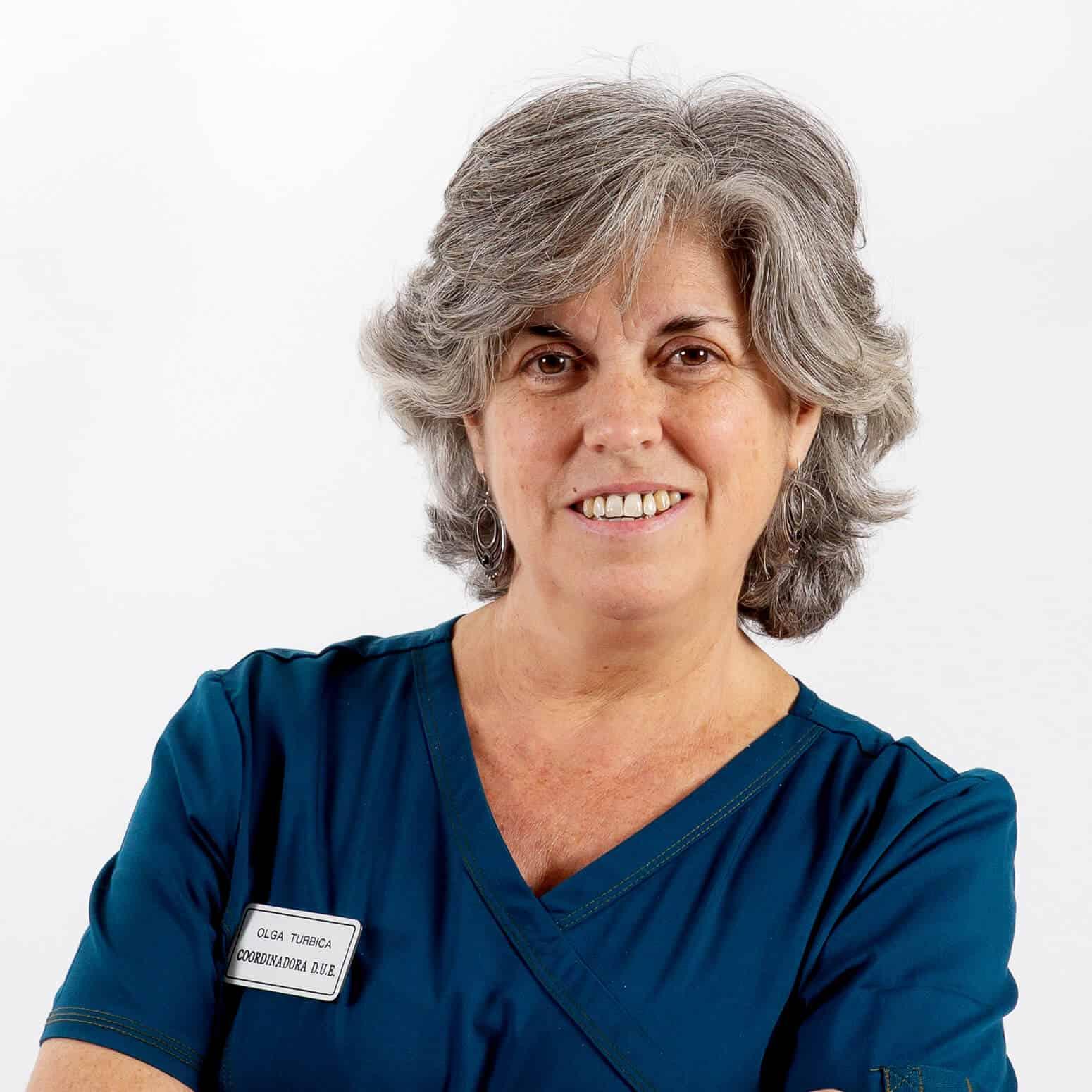 Olga Turbica Chacón